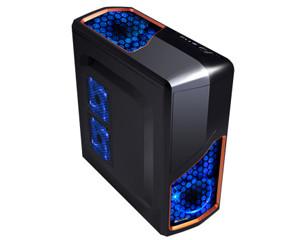 【极途i3 4160\/1T\/GTX750 2G组装游戏电脑主