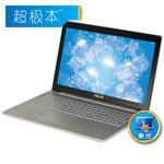 华硕ZenBook Pro UX501JW4720(2G显存/4K屏) 超极本/华硕