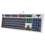 新贵科技GM500S(KB-5000S)机械游戏键盘 键盘/新贵科技