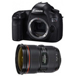 佳能5DS R套机(EF 24-70mm f/2.8L II USM) 数码相机/佳能