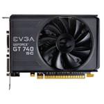 EVGA GT740 1GB SC GDDR5 1085MHz 显卡/EVGA