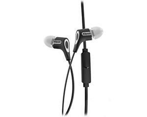 杰士 R6m入耳式耳塞带耳麦耳机图片