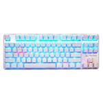 优派KU520合金版机械键盘(87键单色背光) 键盘/优派