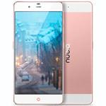 努比亚My 布拉格玫瑰金版(16GB/双4G) 手机/努比亚