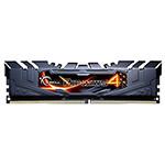 芝奇Ripjaws 4 DDR4 2400MHz 8GB