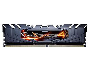 芝奇Ripjaws 4 DDR4 2400MHz 8GB图片