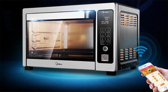 触屏烤箱的使用方法图解