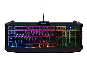 新贵科技GL700彩虹版游戏键盘