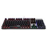 新贵科技GM350(KB-8800)悬浮式炫光机械键盘 键盘/新贵科技