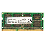 金士顿8GB DDR3 1600(KVR16S11/8G) 内存/金士顿