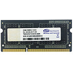 十铨科技2GB DDR3 1333(TED32G1333C9-SBK) 内存/十铨科技