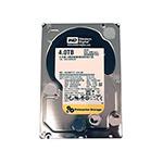 西部数据RE系列 4TB 7200转 64MB SATA3(WD4000FYYZ) 硬盘/西部数据