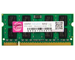光威战将笔记本 2GB DDR2 800图片