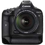 佳能EOS-1D X Mark II套机(24-70mm II) 数码相机/佳能