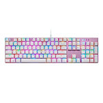 摩记CK104处罚者RGB背光机械键盘 键盘/摩记