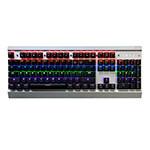 黑爵AK70机械战士背光机械键盘 键盘/黑爵