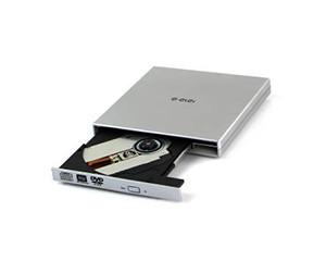 e磊外置光驱康宝 笔记本外接光驱 台式移动DVD光驱 USB光驱 CD刻录机 EL-R7 银色图片