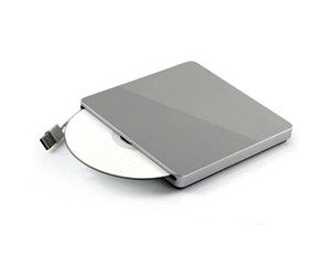 e磊吸入式苹果USB外置DVD刻录机 apple外接移动光驱 MAC通用型 EL0922图片