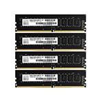 宇帷白金系列DDR4 2400 32GB(8G×4条)台式机内存(AVD4U24001608G-4M) 内存/宇帷