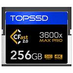 天硕CFast MAX Pro系列 3600X(256GB) 闪存卡/天硕