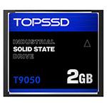 天硕T9050高速工业CF卡(2GB) 闪存卡/天硕