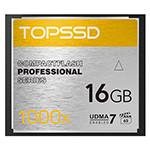 天硕Compact Flash 专业系列 1000X(16GB) 闪存卡/天硕