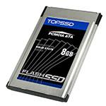 天硕T4068工业PCMCIA卡(8GB) 闪存卡/天硕