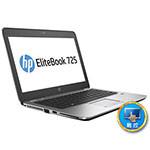 惠普EliteBook 725 G3(A8-8600B/4GB/128GB+500GB) 笔记本电脑/惠普