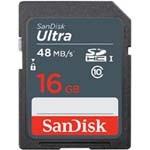 闪迪至尊高速SDHC UHS-I存储卡(16GB) 闪存卡/闪迪