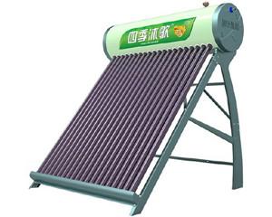 四季沐歌飞龙星24管太阳能热水器