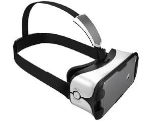 魔甲人极简VR头盔