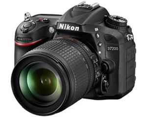 尼康D7200套机(18-300mm)全新正品行货!特价出售!