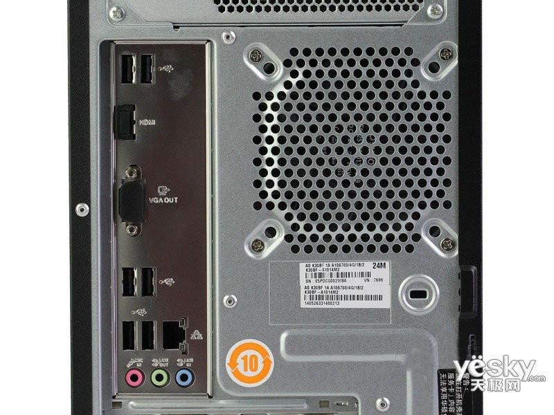 华硕K31AN-J2954M1