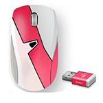 M&K SOUND 带360随身wifi的无线鼠标(粉红色) 鼠标/M&K SOUND