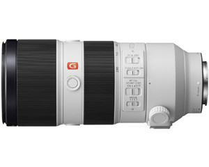 索尼FE 70-200mm f/2.8 GM OSS图片