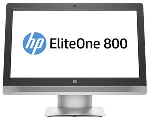 惠普EliteOne 800 G2 23英寸触控一体电脑图片