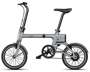 云马mini智能折叠电单车图片