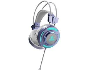 雷柏MISS定制版VH200炫光游戏耳机图片