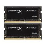 金士顿骇客神条Impact 32GB DDR4 2400(HX424S14IBK2/32) 内存/金士顿