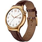 华为Watch尊享系列(巴黎饰钉纹 棕色鳄鱼纹牛皮表带) 智能手表/华为