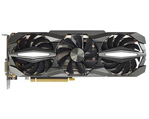 索泰GeForce GTX 1060-6GD5 至尊PLUS OC图片