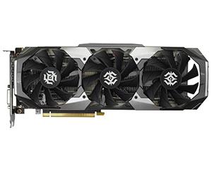 索泰GeForce GTX 1070-8GD5 X-Gaming图片