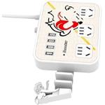 航嘉智慧云祥云版4孔USB 电源设备/航嘉
