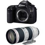 佳能5Ds套机(70-200mm IS II USM) 数码相机/佳能