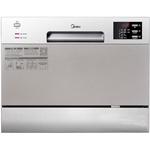 美的WQP6-W3604J-CN 洗碗机/美的