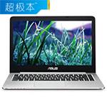 华硕U4000UQ6200(i5 6200U/4GB/128GB) 超极本/华硕