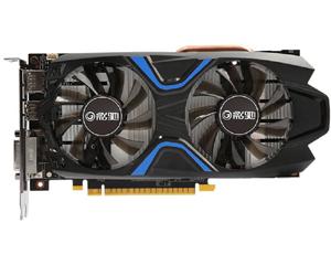 影驰GeForce GTX 1050黑将图片