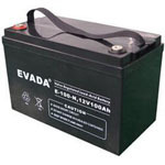 爱维达企业级UPS电池E-100-N 铅酸蓄电池 蓄电池/爱维达