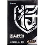 影驰铁甲战将M.2 SATA(120GB) 固态硬盘/影驰