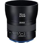卡尔蔡司Milvus 50mm f/2.0 ZE 镜头&滤镜/卡尔蔡司
